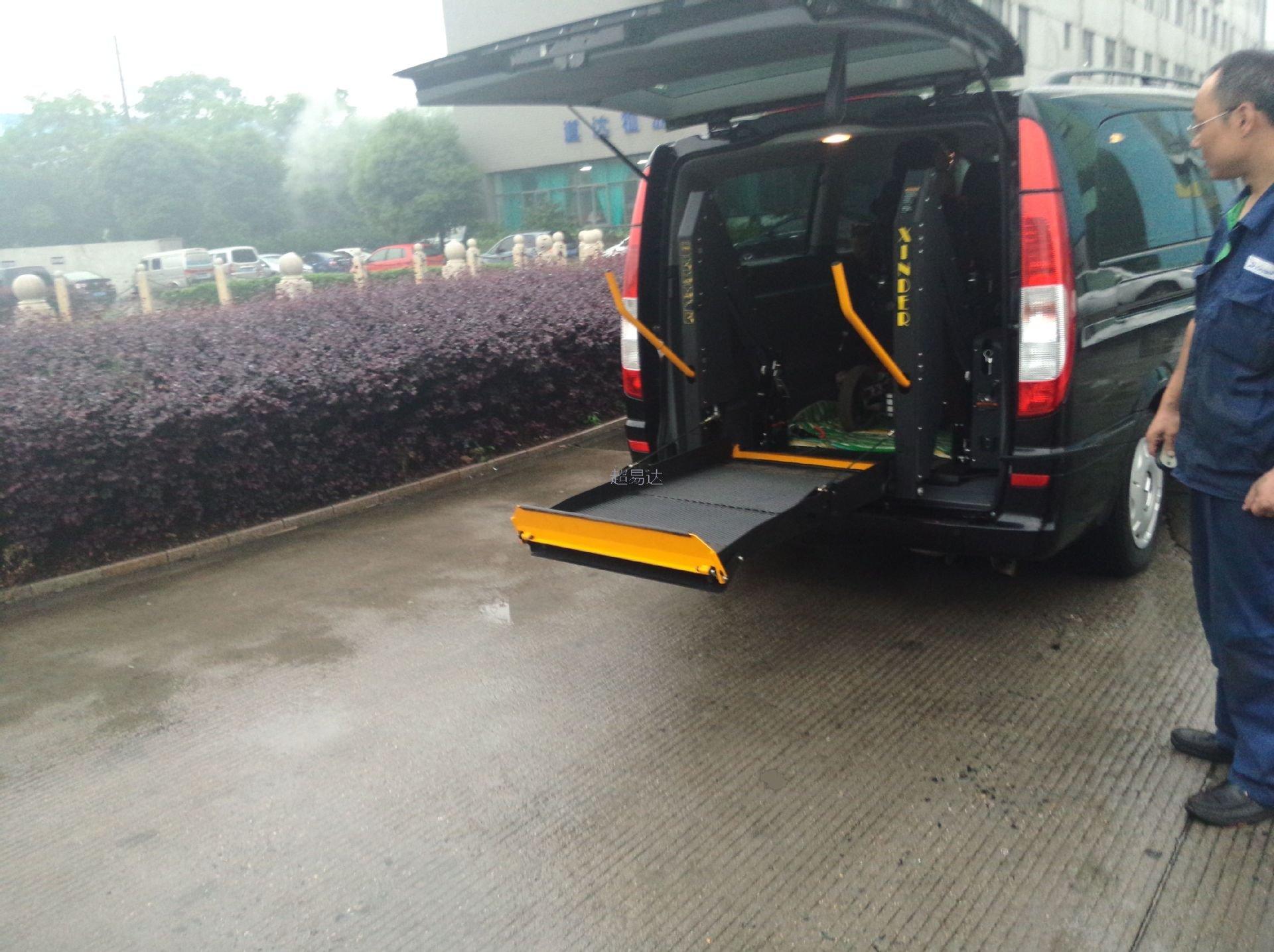 车载轮椅升降机